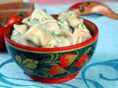 Pelmeni – Russian Tortellini