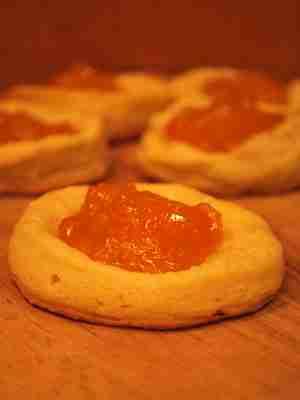 Apricot Kolacky