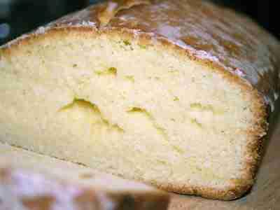 Lemon Coffee Cake