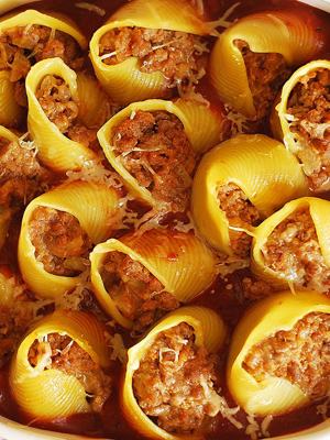 Stuffed Jumbo Shells