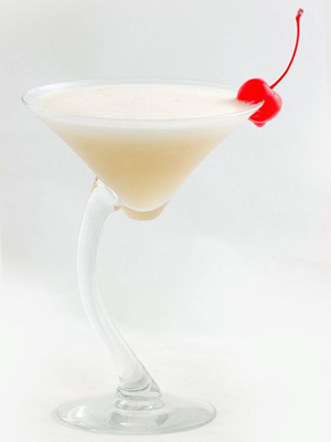 virgin banana daiquiri