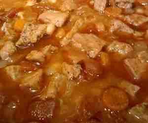 Pork Tagine