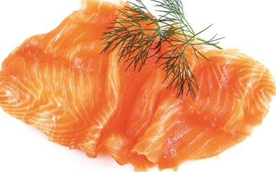 Norwegian Cured Salmon