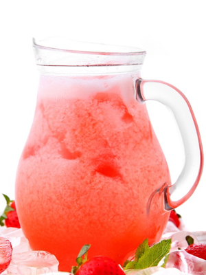 freckeled lemonade