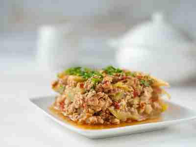 Zucchini Musaka