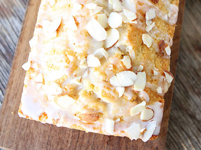Lemon-Almond-Bread