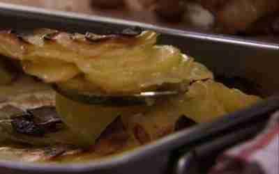 Norwegian Roasted Potatoes