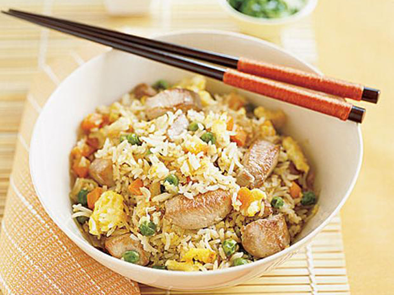 chicken fried rice site